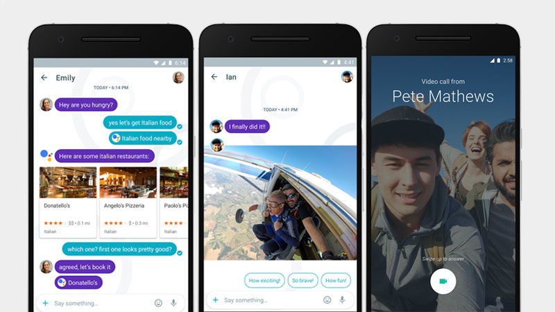 google-allo-screenshot